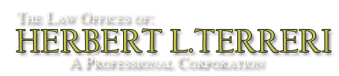 The Law Offices of Herbert L. Terreri A Professional Corporation logo